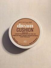 Maybelline Dream Cushion Fresh Face On-The-Go Liquid Foundation, You Choose!