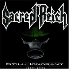 Still Ignorant-Live - Sacred Reich | CD