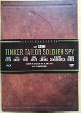 Tinker Tailor Soldier Spy Blu-ray Box Set 2011 Le Carre Spy Drama Deluxe Edition