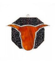 Longhorn Stained Glass Switchables Night Light Cover