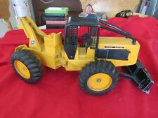 Rare Vintage Ertl John Deere Log Skidder Tractor-1/16 Scale-#590