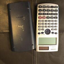 Casio Fx-115 Es Solar Cell Battery Scientific Calculator