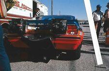 "1970s Drag Racing-Sammy Miller's Rocket Powered Funny Car ""VANISHING POINT"""