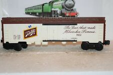 O Scale Trains Lionel Schlitz Beer Reefer 9851