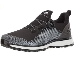 adidas Golfschuhe Forgefiber Boa - NEU - Größe 8 - schwarz - Herren - OVP