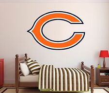 Chicago Bears NFL Football Wall Decal Decor For Home Car Laptop Sports