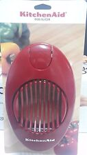 New!! Kitchenaid  egg slicer  red