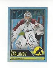 2012-13 O-Pee-Chee Rainbow #478 Semyon Varlamov Avalanche