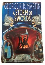 GAME OF THRONES Book A STORM OF SWORDS | 2000 2nd Print Paperback GEORGE MARTIN