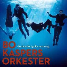 """Bo Kaspers Orkester - """"Du Borde Tycka Om Mig"""" - 2012"""