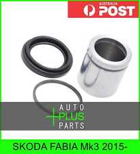 Fits SKODA FABIA Mk3 2015- - Brake Caliper Cylinder Piston Kit (Front) Brakes