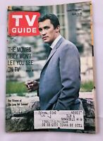 Pitt. Apr 9 TV GUIDE 1966 LONG HOT SUMMER Thinnes Jack Nicklaus Schreiber