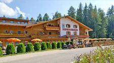 4T Kurzurlaub im Hotel Waldheim 3 Sterne in Italien / Nähe Kalterer See + HP