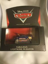 Disney Pixar Cars Precision Series FABULOUS LIGHTNING MCQUEEN - NEW Unopened Box