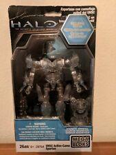 Megabloks Mega Bloks Halo 29764 UNSC Active Camo Spartan Collector's Edition NEW