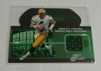 R20,038 - BRETT FAVRE - 2003 FLAIR - GAME USED JERSEY - PACKERS -