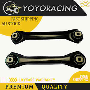 For Subaru Liberty 3RD 4TH Outback Pair Rear Lower Control Arms LHS+RHS 1998-09