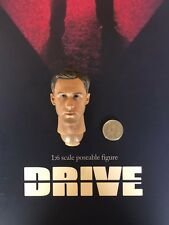 BBK Toys Drive Driver Ryan Gosling Head Sculpt loose échelle 1/6th