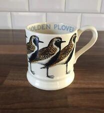 EMMA BRIDGEWATER original Birds Golden plover 1/2 pint MUG