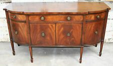 Mahogany Reproduction Regency Antique Sideboards