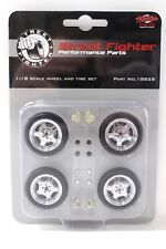 1:18 GMP Street Fighter Roadrunner ruedas Wheel set 4 PCs.