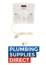 * Shower Ceiling Pull Switch 50A Pull Cord