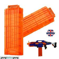 2x12 Dart Replacement Ammo nerf Clip Magazine for Nerf N-Strike Elite Toy Gun UK