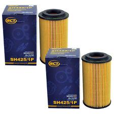 2x SCT Germany SH425/1P Ölfilter