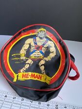 Vintage Rare He-Man Mattel 1984 Master Of The Universe Duffle Gym tote Bag
