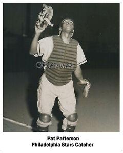 Negro National League Willie Pat Patterson Philadelphia Stars  8 x 10 Photo Pic