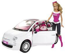 Fiat 500 (Ciquecento) Edition with Barbie Doll