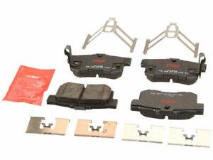Rear Brake Pad Set 1KSV11 for CL Legend RDX RL TL 1991 1992 1993 1994 1995 1996