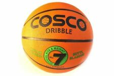 Cosco Dribble Basket Ball Basketball Official Size & Weight rubber grip