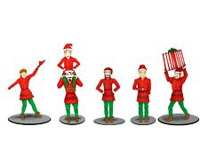 Lionel Polar Express Elves Figure Pack 6-83185 New in Box *Free Shipping*