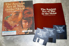 THE ANCIENT ART OF WAR IN THE SKIES BY MICROPROSE PER PC  IN INGLESE