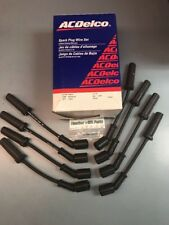 New Genuine GM Spark Plug Wire Set 19351570 LS3 LS7 L99 Camaro Silverado Express