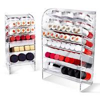 Acrylic DIY Cosmetic Organizer storage For lipstick make-up