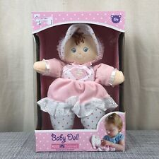 Kids Preferred Baby Doll Pink Heart Dress Item #26044 New
