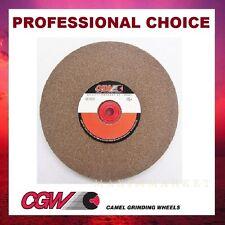 "CGW 8"" X 3/4"" X 1-1/4"" Bench or Pedestal Grinding Wheel Aliminum Oxide"
