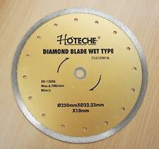 "10"" DIAMOND BLADE WET CONTINUOUS"