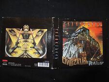 RARE 2 CD FRANK ZAPPA / CIVILIZATION PHASE 3 /
