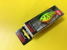 Special Edition Rapala Risto Rap RR-5 FT, Firetiger Color Lure, NIB.