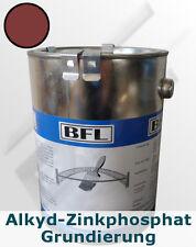 2,5 Li Alkyd-Zinkphosphat Grund Rotbraun, haftstarker Rostschutz  18,70 €/Li