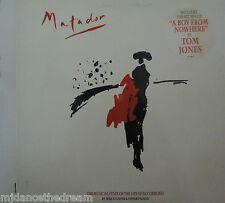 MATADOR - Original Soundtrack ~ GATEFOLD VINYL LP PROMO