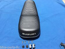 Suzuki GT185 GT125 GT100  BRAND NEW SEAT with Free bolts and rubbers
