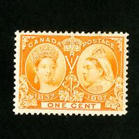 Canada Stamps # 51 Superb OG Hinged Catalog Value $30.00