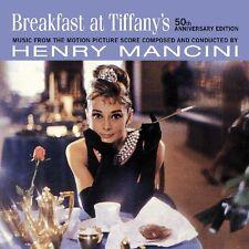 Henry Mancini - Breakfast at Tiffany's [New CD] Bonus Tracks