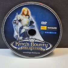 King's Bounty: The Legend (PC, 2008) DISC ONLY