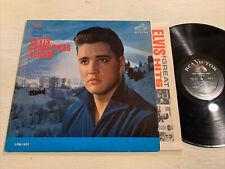 Elvis Presley Elvis' Christmas Album LP RCA Mono LPM-1951 + Inner VG!!!!