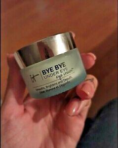 Cream Under Eye Makeup Base IT Cosmetics Bye Bye Eye Moisturizing Concealer 15ml